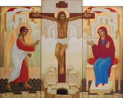 Благовещение (х. акр. м., 158х195, 1992)