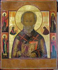 Образ св. Николая Чюдотворца