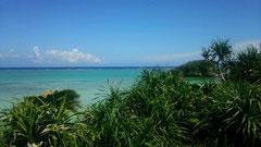 沖縄の海の原風景
