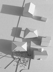 Haus der Musik Bischofszell: Situationsmodell
