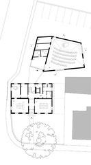 Haus der Musik Bischofszell: Erdgeschoss beide Gebäude