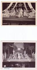 1958    que de beaux décors peints par des membres du comité
