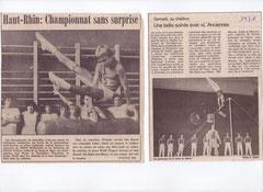 1978 équipe GAM
