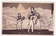 1958   ETOILES DES NEIGES .....
