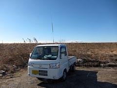 印旛郡栄町 JQ1KRT 2013/02/16
