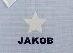 Babydecke Stern Name