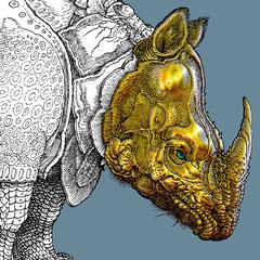 Bildausschnitt: Dürer METALLICA