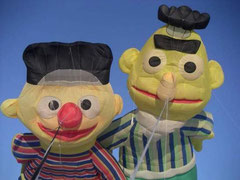 Bert 24m lang /32Kg /560m² - Ernie gehört Andy