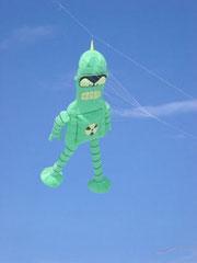 Bender von Futurama