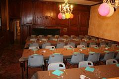 La salle à manger du Château