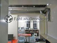 Het bestandje wordt naar Leen van Wijngaarden (Fab Lab Groningen) gestuurd