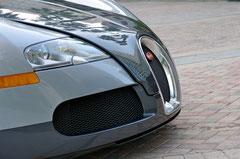 Das bisher exklusivste Auto, was ich je gesehen habe - Bugatti Veyeron - Leistung: 1001 PS - Preis: 1 Mio € - vorgesehene Produktion: 300 Exemplare