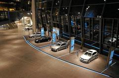 BMW Ausstellung vom Feinsten.