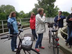 An der Kanalbrücke Osterbr.-Kedingbruch