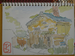 岡山県 八浜の醤油蔵