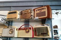 Bei Radio Art , Zossener Straße