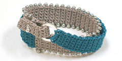 Undine - Wickelarmband