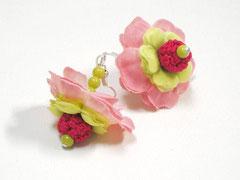 Ohrringe - leicht wie Blütenblätter