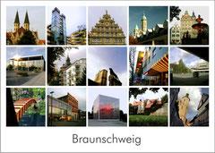 Braunschweig - Ansichten II  - copyright © Klaus Ebach