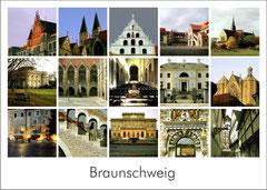 Braunschweig - Ansichten I  - copyright © Klaus Ebach