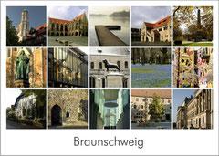 Braunschweig - Ansichten IV  - copyright © Klaus Ebach