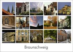 Braunschweig - Ansichten III  - copyright © Klaus Ebach