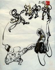 les oeuvres de Liu Hsiang Lan