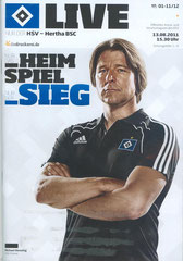 Nr.1  13.08.2011 HSV-Hertha BSC
