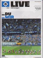 Nr.12 03.03.2012 HSV-VFB Stuttgart