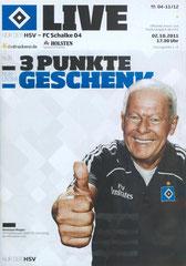 Nr.4 02.10.2011 HSV-Schalke