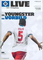 Nr. 8 17.12.2011 HSV-FC Augsburg