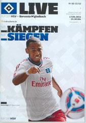 Nr.3 17.09.2011 HSV-Mönchengladbach