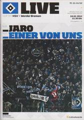 Nr.11 18.02.2012 HSV-Werder Wer?