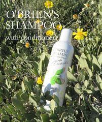 O'BRIEN'S SHAMPOO オブライエンズシャンプー
