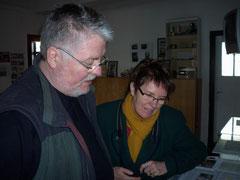 Besuch aus dem Weserbergland am 04.03.12