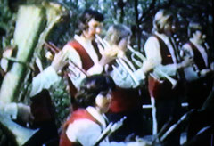 Blasorchester 1973 (freundlicher Weise zur Verfügung gestellt von Uli Knackstedt)