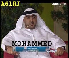 A61RJ MOHAMMED UAE