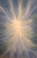 Schau das Licht. 2014, 40 x 50 cm, 150 Euro