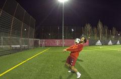 Marc Philipp, FC Bayern Senioren Training