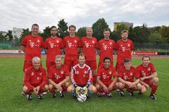 Marc Philipp, FC Bayern Senioren Mannschaftsfoto