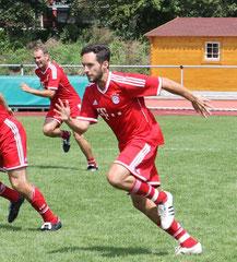 Marc Philipp, FC Bayern Senioren