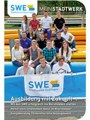 Titel SWE-Kundenmagazin