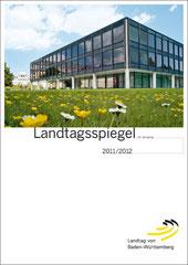Titel Landtagsspiegel 2011/2012