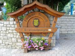 Haustafel  - LANDHAUS NEUWIRTH  -  FERIENWOHNUNGEN