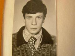 Nazilli Lisesi son sınıfta (1977 – Nazilli)