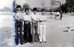 Nazilli Lisesi 2. Sınıf (1976)