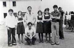 Nazilli Lisesi 1. Sınıf (1975)