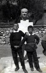 Yeşilova – Güney Kasabası ilkokulu 4. Sınıf (1970 – Burdur)