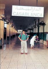 Casablanca tren istasyonunda (1993 - Casablanca)