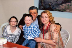 Silivri Cezaevinden (Ailesi ile birlikte)